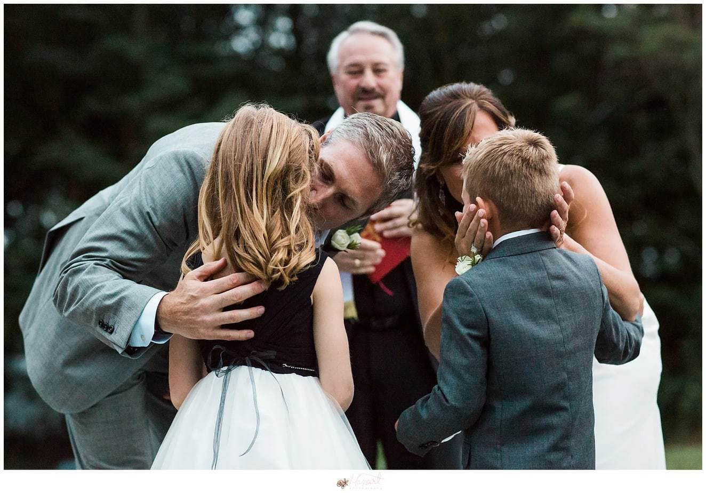 an east greenwich wedding portrait with rhode island photographers of massart photography RI, CT, MA