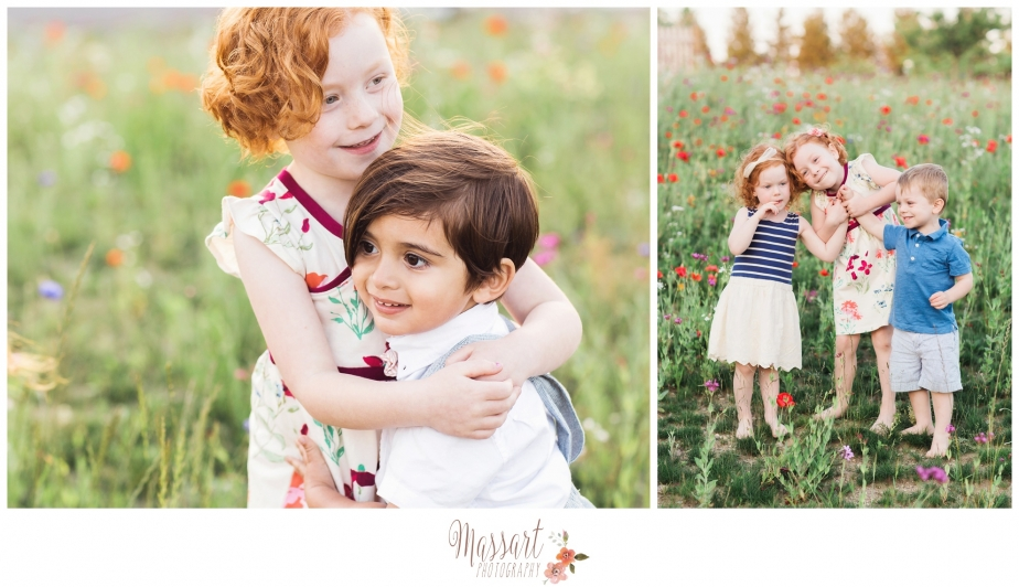 Family photos captured by Warwick RI photographers Massart Photography