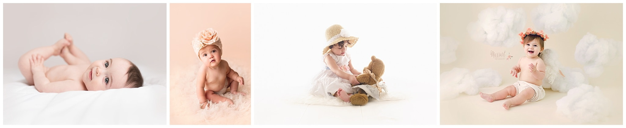 Studio Photography For Families Babies Newborns And