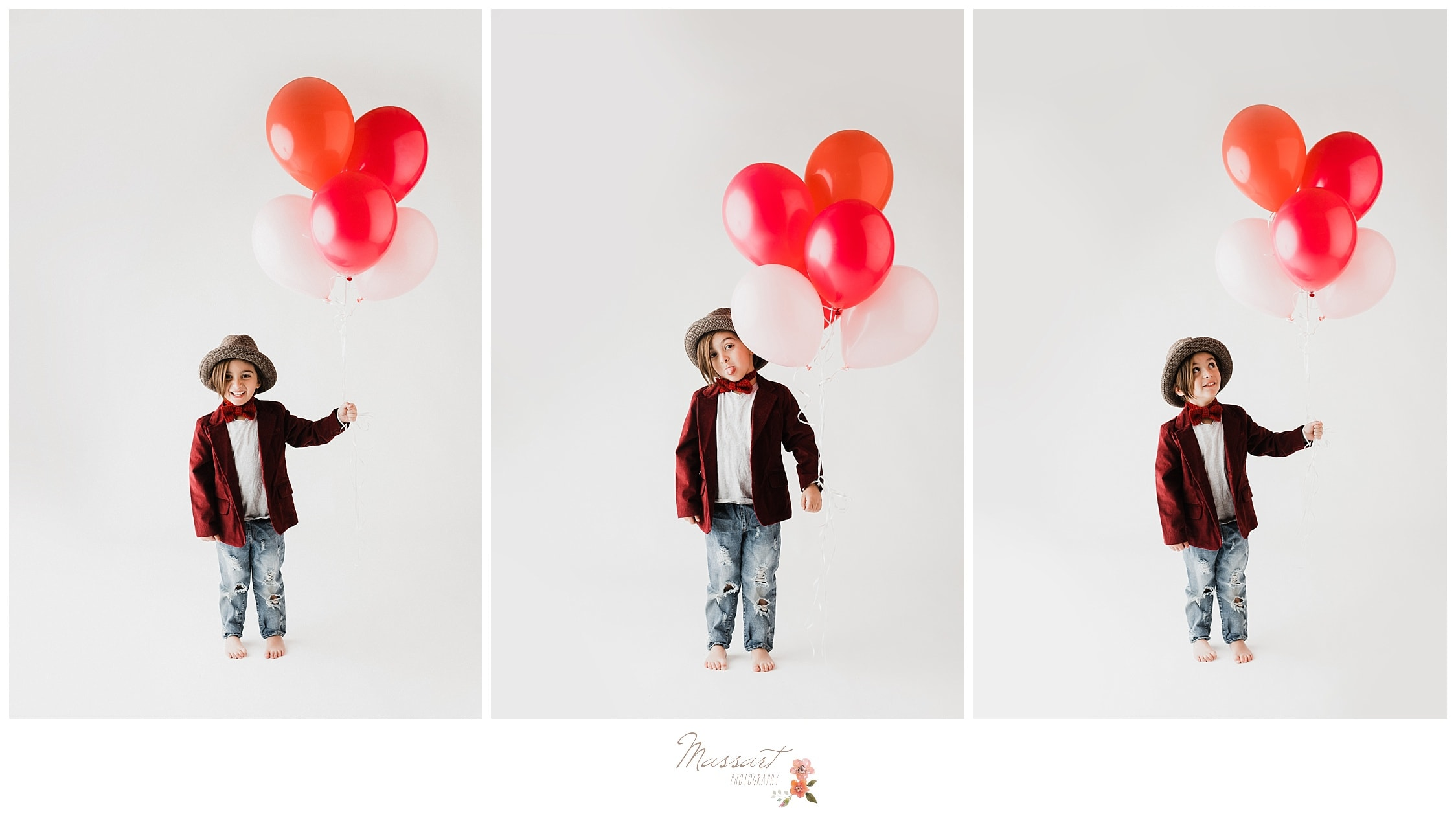 Valentine's day mini sessions at Massart Photography in Rhode Island