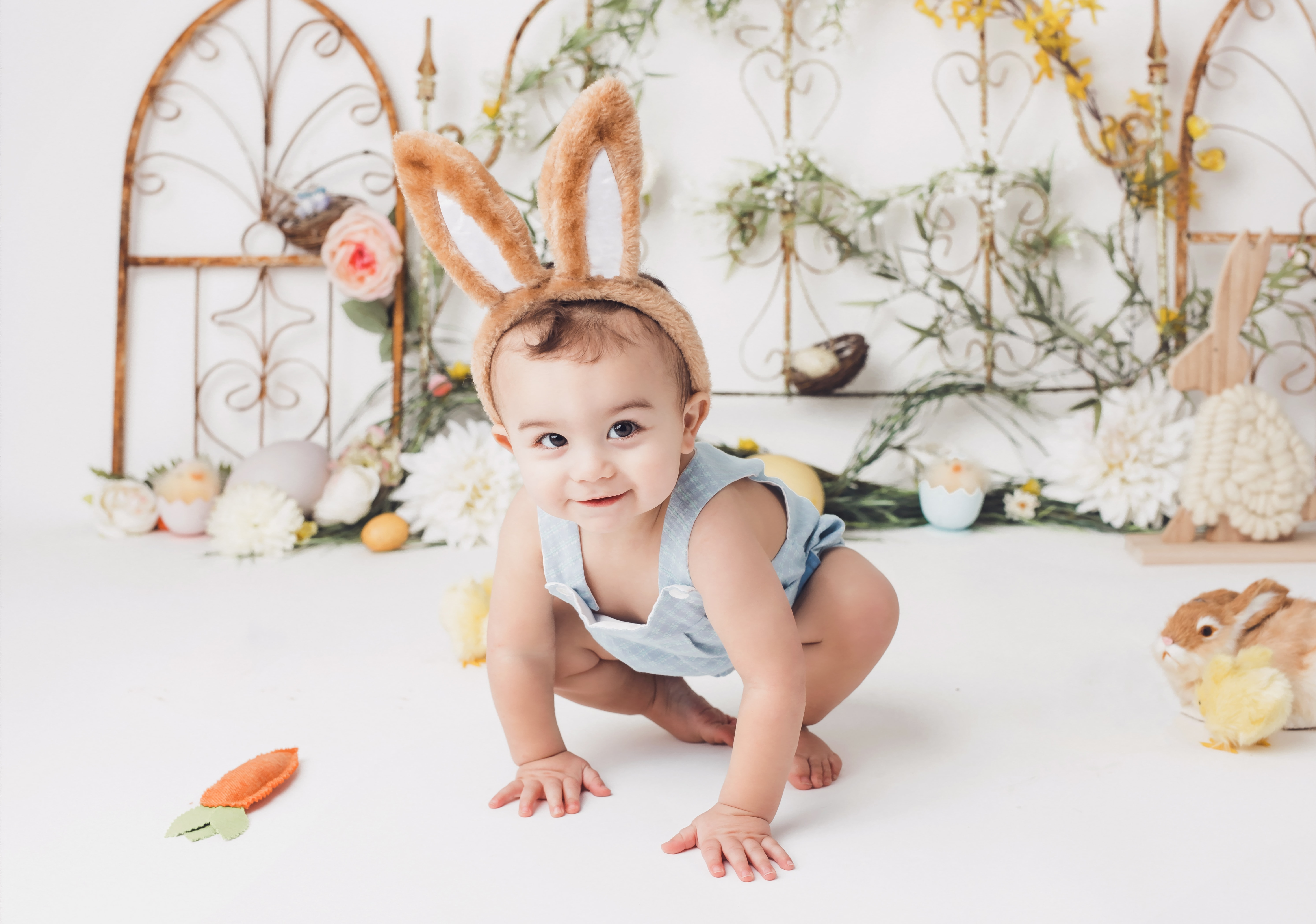 Easter mini sessions at Massart Photography in Rhode Island