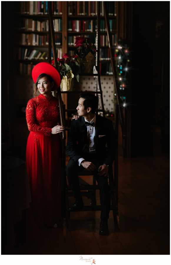 Wedding photo at Aldrich Mansion by Rhode Island and Connecticut photographers of Massart Photography