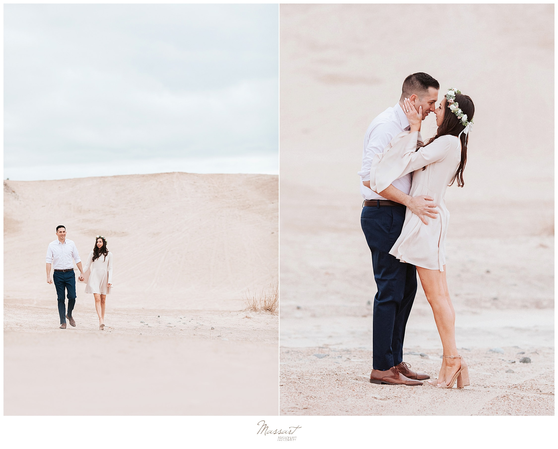 Whimsical engagement photos in RI by wedding photographers in RI, CT and MA