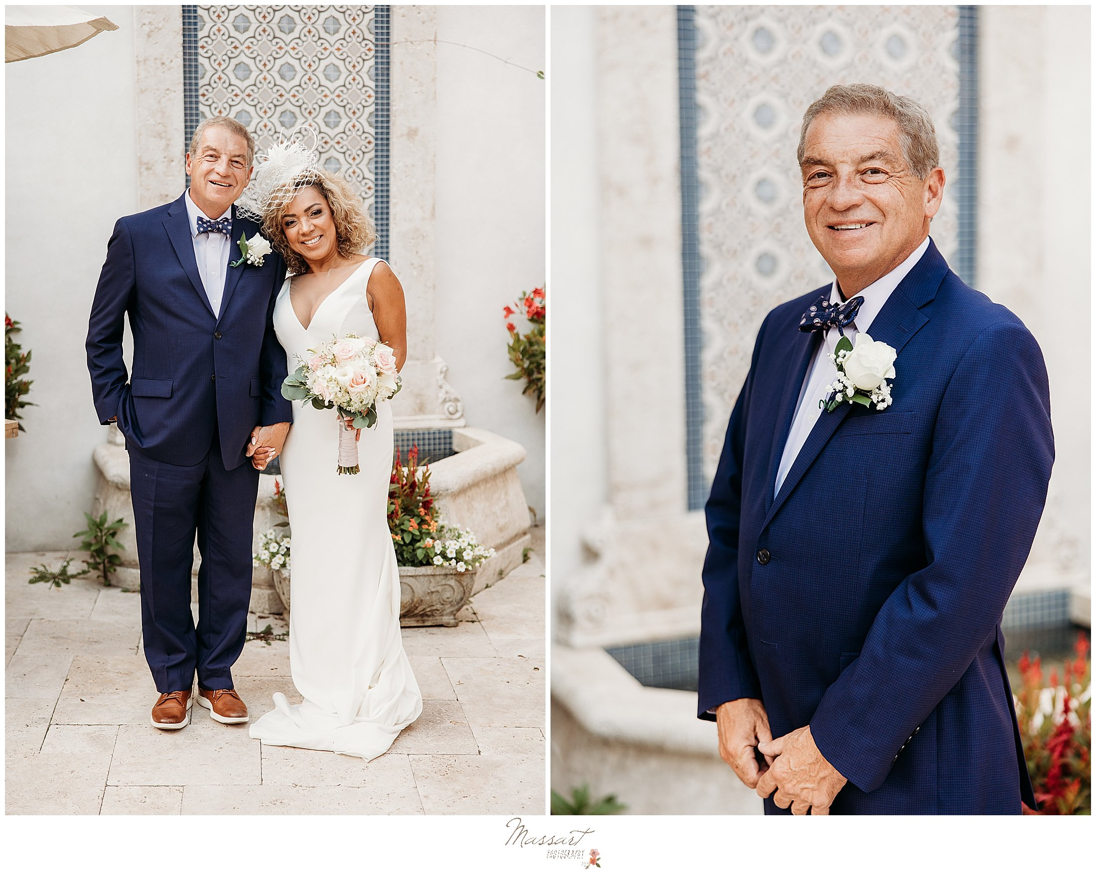 Ri photographer takes picture of bride and groom at Adelphi hotel