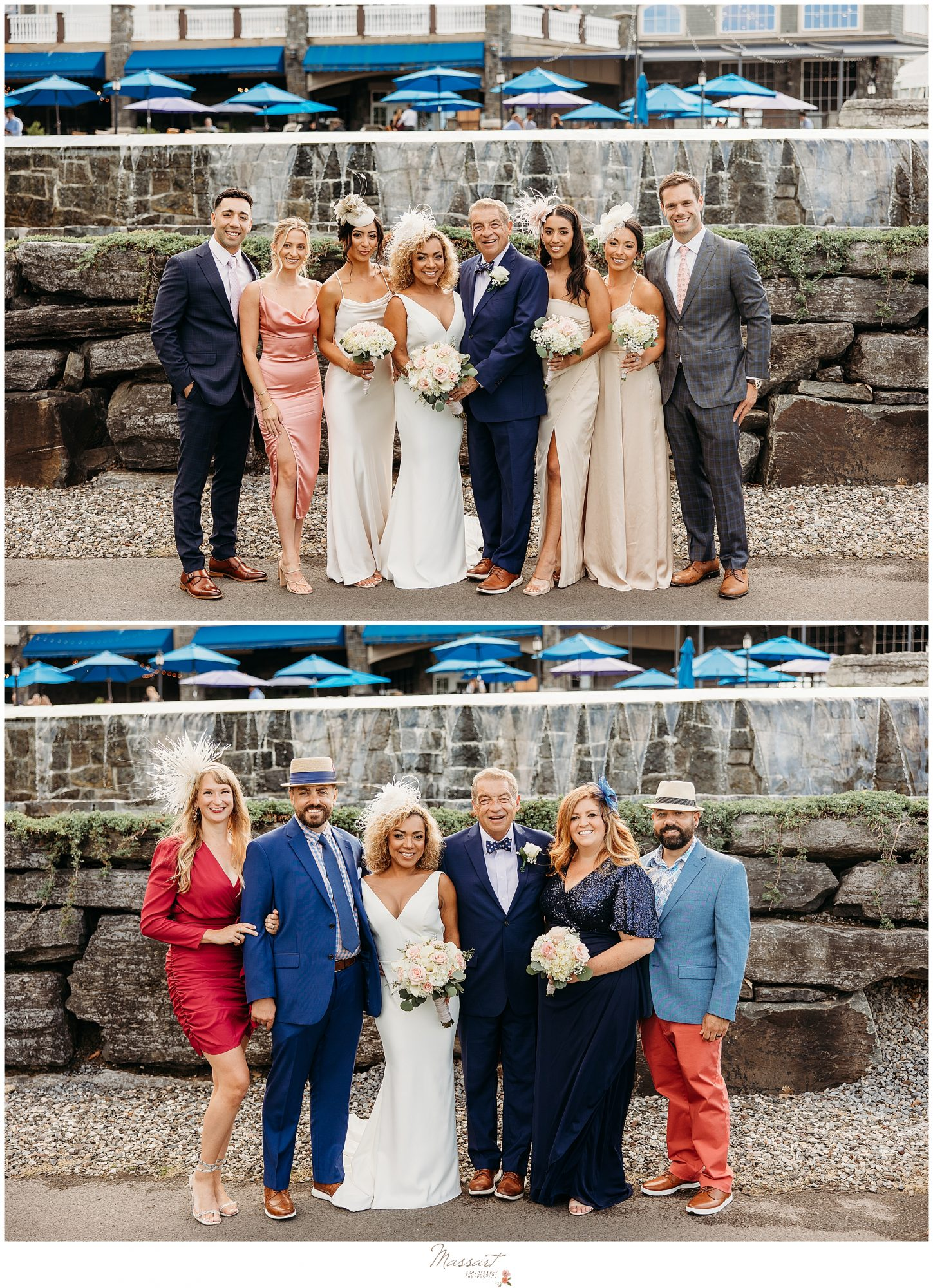 family portraits by RI photographer at the national hotel