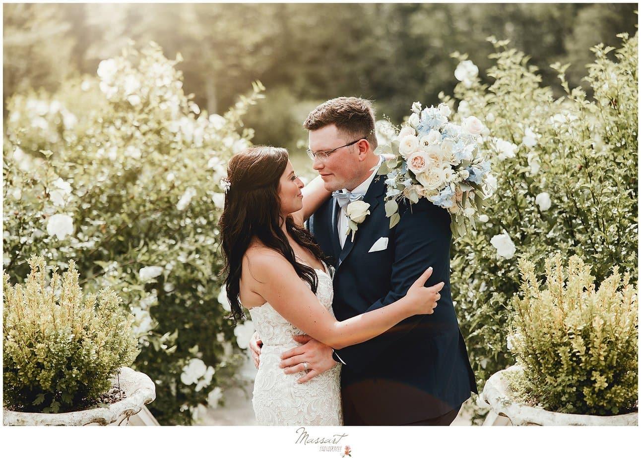 RI photographers capture a Five Bridge Inn wedding in Massachusetts