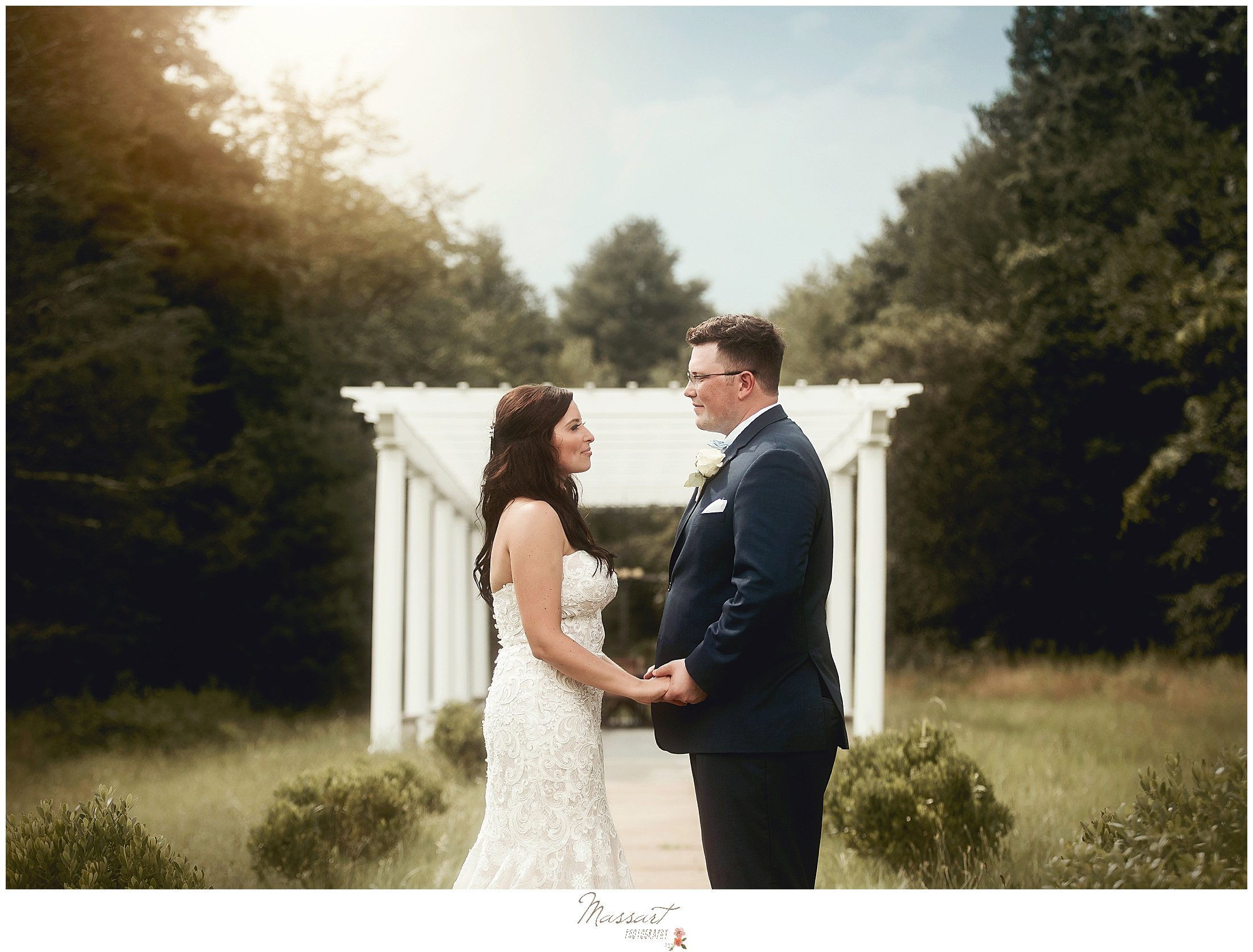 Wedding pictures by Massart Photography in RI