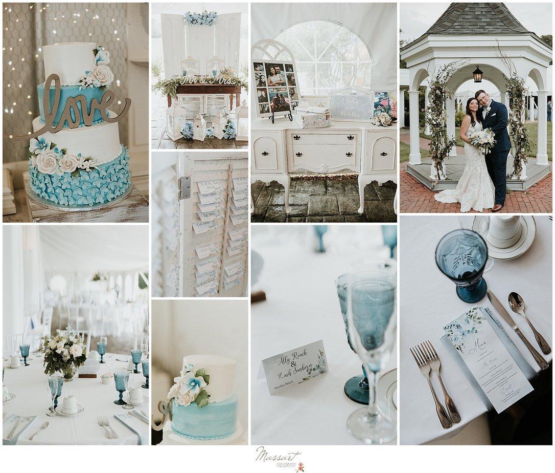 Wedding details captured by RI photographers
