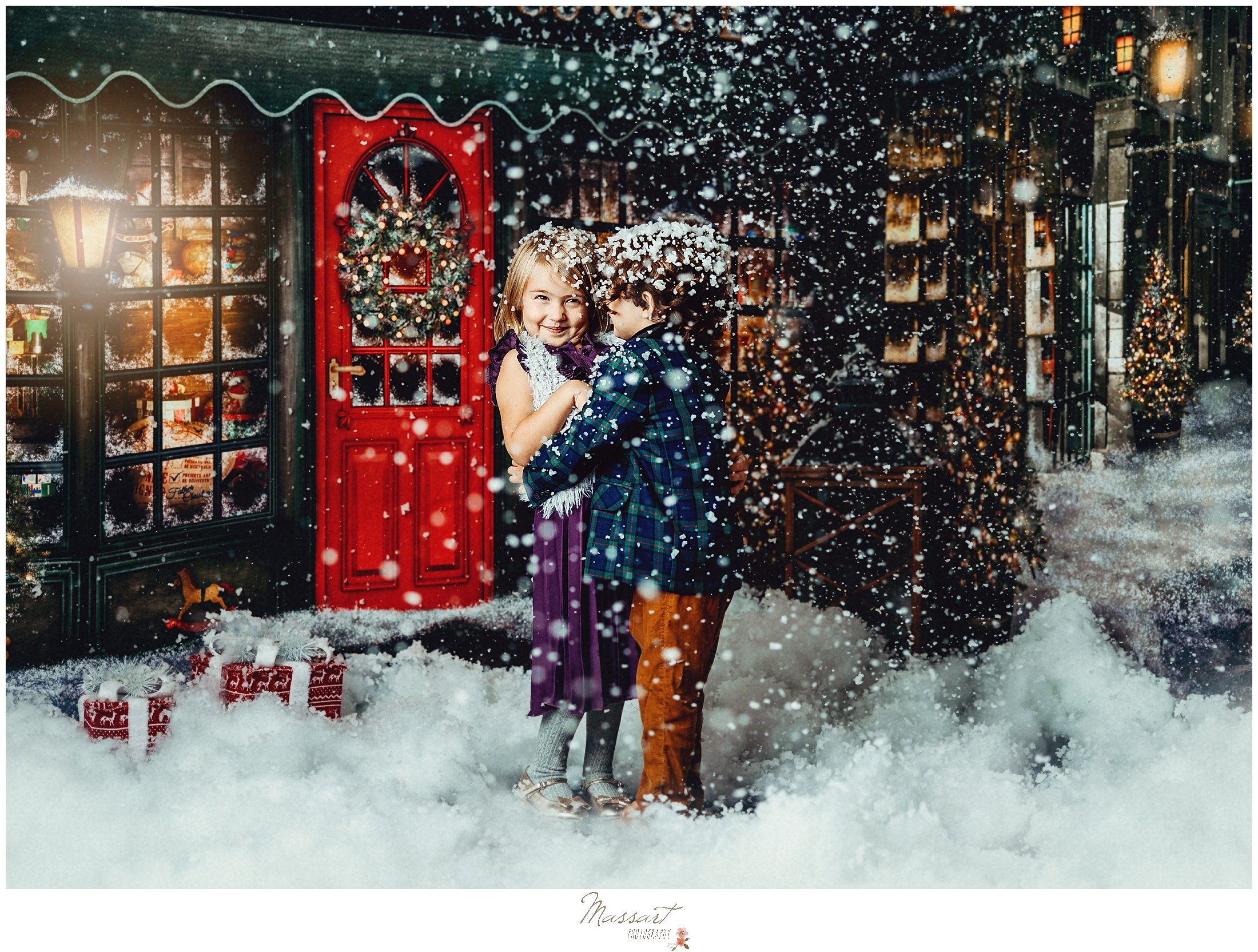 2021 holiday and christmas sessions by RI photographers